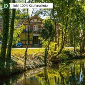 4 Tage Kurzurlaub im Spreewald im Bio-Hotel Kolonieschänke in Burg mit Frühstück