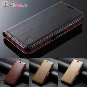 Apple iPhone X 6 7 8 Plus Magnet Flip Leder Handy Klapp Hülle Wallet Brieftasche