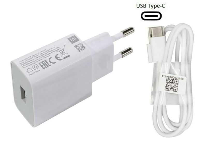 Original XIAOMI Ladegerät Ladekabel USB TYP-C | Mi 9 / 9 SE / 8 / 8 Pro / 8 Lite