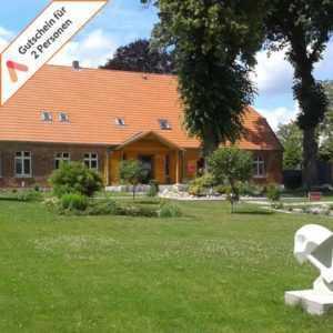 Kurzreise Mecklenburgische Seenplatte 3 Tage 2 Personen Romantik Hotel Gutschein