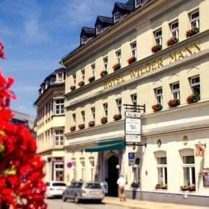 4-Sterne Luxus Urlaub im Erzgebirge 2P Hotel Wilder Mann inkl. Frühstück