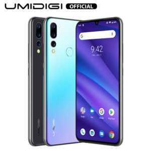 UMIDIGI A5 PRO 4GB+32GB Android 9.0 Smartphone Handy ohne vertrag 6.3'' Dual SIM