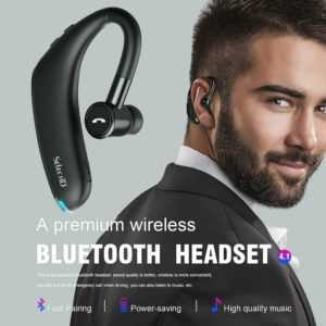 Bluetooth Wireless Headset 5.0 Ohrhörer für Samsung S9 S10 iPhone X Huawei P30