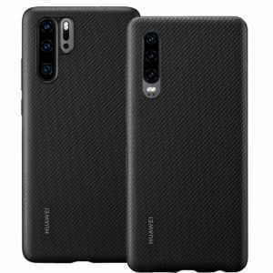 Huawei Original PU Case P30- P30 Pro Schutzhülle Case Backcover schwarz