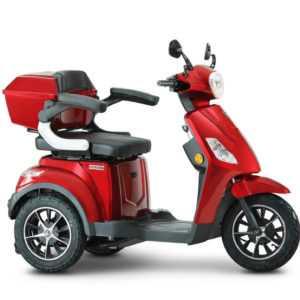 Seniorenmobil, Dreirad Elektro Roller, Elektrorollstuhl, ECONELO ® MB500 15 Km/h
