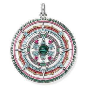 """THOMAS SABO Anhänger """"Amulett"""", 925/- Sterlingsilber, PE801-467-7"""
