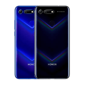 HONOR VIEW 20 DUAL SIM 128GB ANDROID SMARTPHONE - BLACK OR BLUE