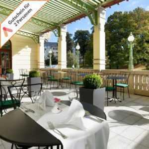 Kurzurlaub Tschechien Böhmen Liberec 3 Tage für 2 Personen Grandhotel Wellness