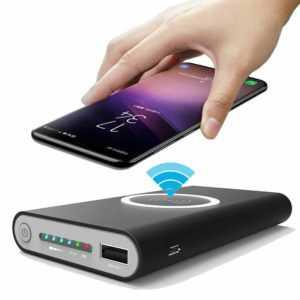 Handy Powerakku PowerBank Schnellladegerät 10000mAh USB Smartphone Android