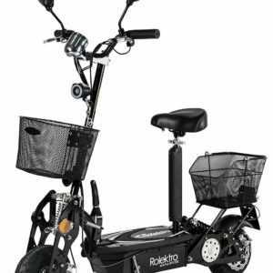 Rolektro eco-Fun 20 Faltbarer Elektroroller Roller E_Scooter Cityroller