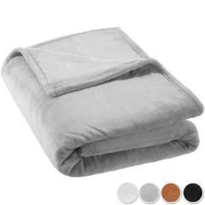 Tagesdecke Bettüberwurf Kuscheldecke Sofadecke + Tragetasche XL