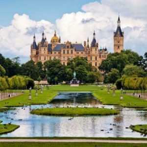 Schwerin Städtereise Wochenende für 2 Personen Hotelgutschein ab 3 Tage
