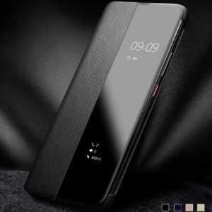 Huawei Smart View Case Flip Cover P30 Lite Pro Schutz Hülle Handy Tasche Etui