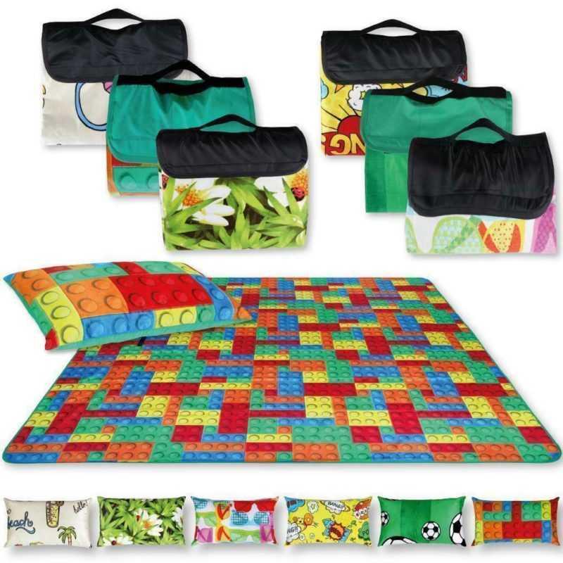 Picknickdecke Campingdecke Reisedecke Stranddecke Picknick Decke