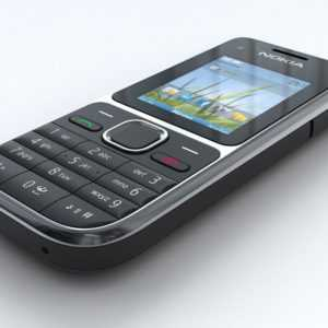 Nokia C2-01 - Black-Silver (Ohne Simlock ohne Branding) Handy ...
