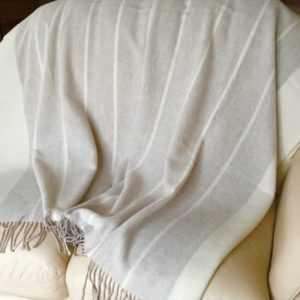 Kaschmirplaid Plaid Decke Sofadecke Tagesdecke Wolldecke Überwurf
