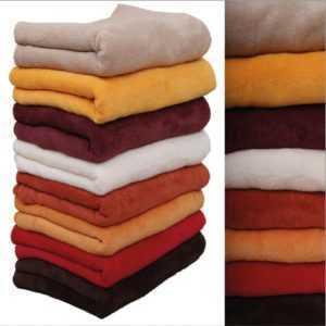 Kuscheldecke Tagesdecke Decke Wohndecke, in vielen modernen Farben