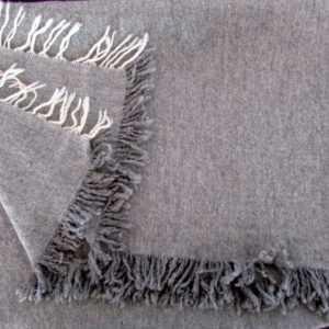 Kaschmirplaid Tagesdecke Überwurf Sofadecke Couchdecke