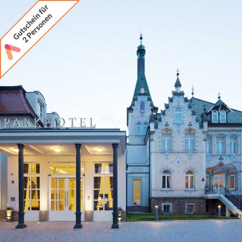 Kurzreise Meißen 3 Tage 2 Personen Luxus Wellness Dorint Park Hotel Gutschein