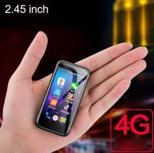 Mini Android 7.0 kleines Touchscreen Quad Band SIM Handy 4G...