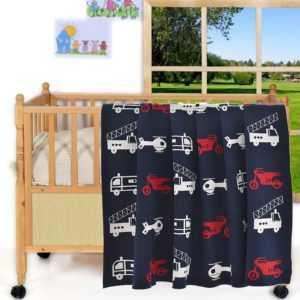Kinderland Decke Babydecke Kinderdecke Baby Kinder Kuscheldecke