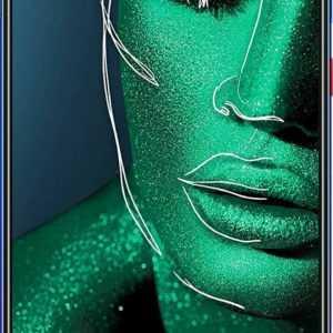 ZTE Blade V10 blau Smartphone 6,3 FHD+ Display 64GB Speicher...
