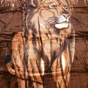 XXL Kuscheldecke Tagesdecke Wohndecke Decke Plaid Motiv Löwe