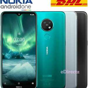 Nokia 7.2 128GB DualSIM LTE 6GB RAM Entsperrt Handys Mobile...