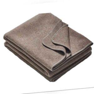 Wolldecken aus 100% Merinowolle in verschiedenen Größen und Farben