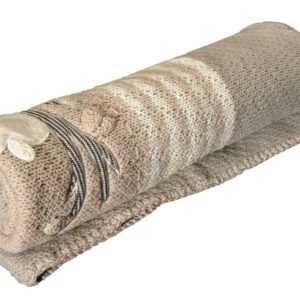 Kinderdecke Decke Krabbeldecke 120x120cm kuschelig handgearbeitet