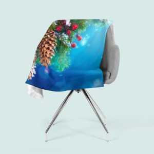 Fleece Decke in unterschiedlichen Farben Bildern und Größen 3D