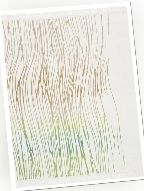 "Biederlack Wohndecke Soft Impression "" Ombré Wave "" 150x200cm"