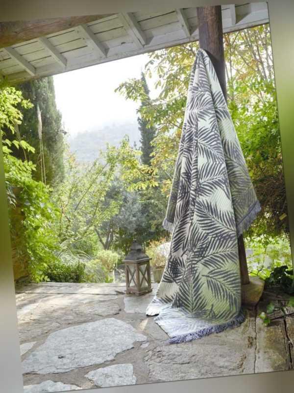 Kuscheldecke Kassandra 150x200   58% Baumwolle 450 gr /m²