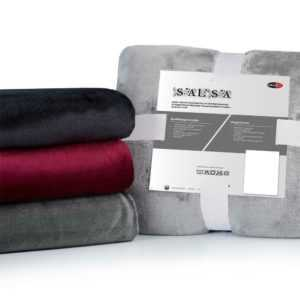 Kuscheldecke Tagesdecke Sofa Couch Mikrofaser Cashmere Touch Uni