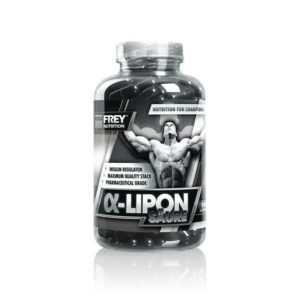 (23,69 EUR/100 g) Frey Nutrition Alpha Liponsäure 250 Kapseln NEU OVP