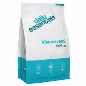 VITAMIN B12 - 500 Tabletten á 1000mcg Methylcobalamin Vegan & Hochdosiert