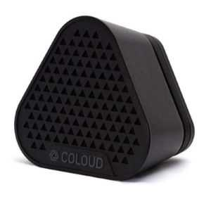 COLOUD Mini Lautsprecher Bang Black Portable Aktiv Speaker Box 3,5mm Klinke