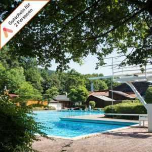 Wellness Kurzurlaub im Frankenwald Bayern 3 Tage für 2 Personen Hotelgutschein