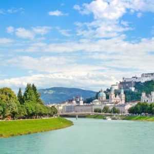 Salzburg Wochenende Hotelgutschein 2 Personen 2, 3 oder 5 Nächte Kurzreisen
