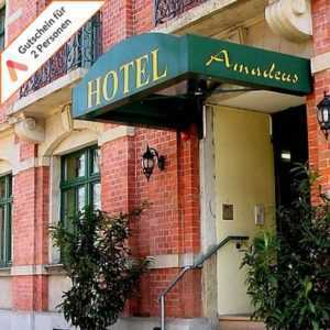 Kurzreise Dresden zentral 4 Tage 3 Sterne Hotel 2 Personen Hotelgutschein Animod