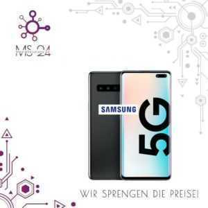 SAMSUNG Galaxy S10 5G Telekom 256GB Majestic Black - NEUHEIT 2019