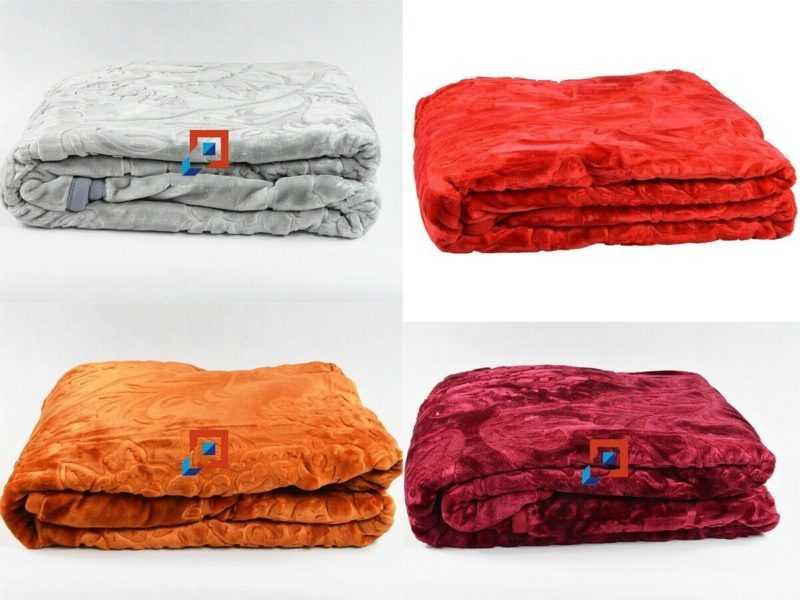 Tagesdecke Wohndecke Bettüberwurf Akryldecke Kuscheldecke