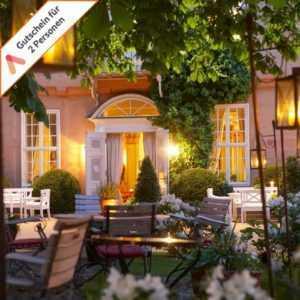 Luxus Kurzurlaub 3 Tage im 5 Sterne Althoff Hotel Fürstenhof Celle 2 Personen