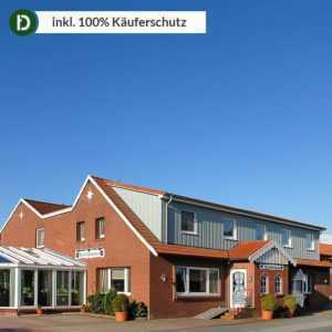 Nordsee 6 Tage Neuharlingersiel Reise Nordstern Hotel Gutschein Halbpension