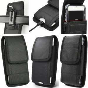 Universal GürtelClip Tasche Case für Apple Samsung Huawei Handyhülle Smartphone
