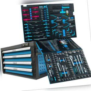 Werkzeugkasten Werkzeugkoffer + Werkzeug Werkzeugkiste Werkzeugbox Werkzeugwagen