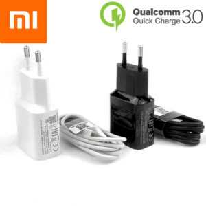 Original Xiaomi Schnellladegerät Netzteil MDY-08-EI Lade/ Datenkabel Typ C