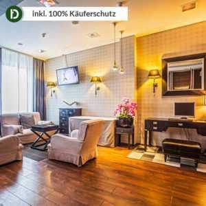 Lübeck 3 Tage Städtereise Tryp by Wyndham Aquamarin Hotel Gutschein 3 Sterne