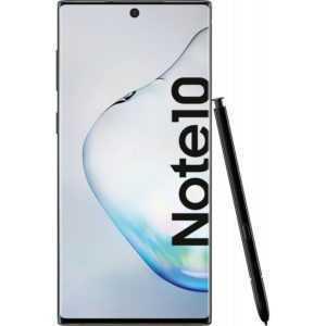 Samsung Galaxy Note 10 N970 256GB Aura Black 8GB RAM Smartphone...