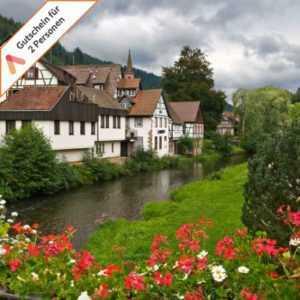 Kurzreise Schwarzwald Oberkirch 3-4 Tage für 2 Personen Weinprobe Hotelgutschein